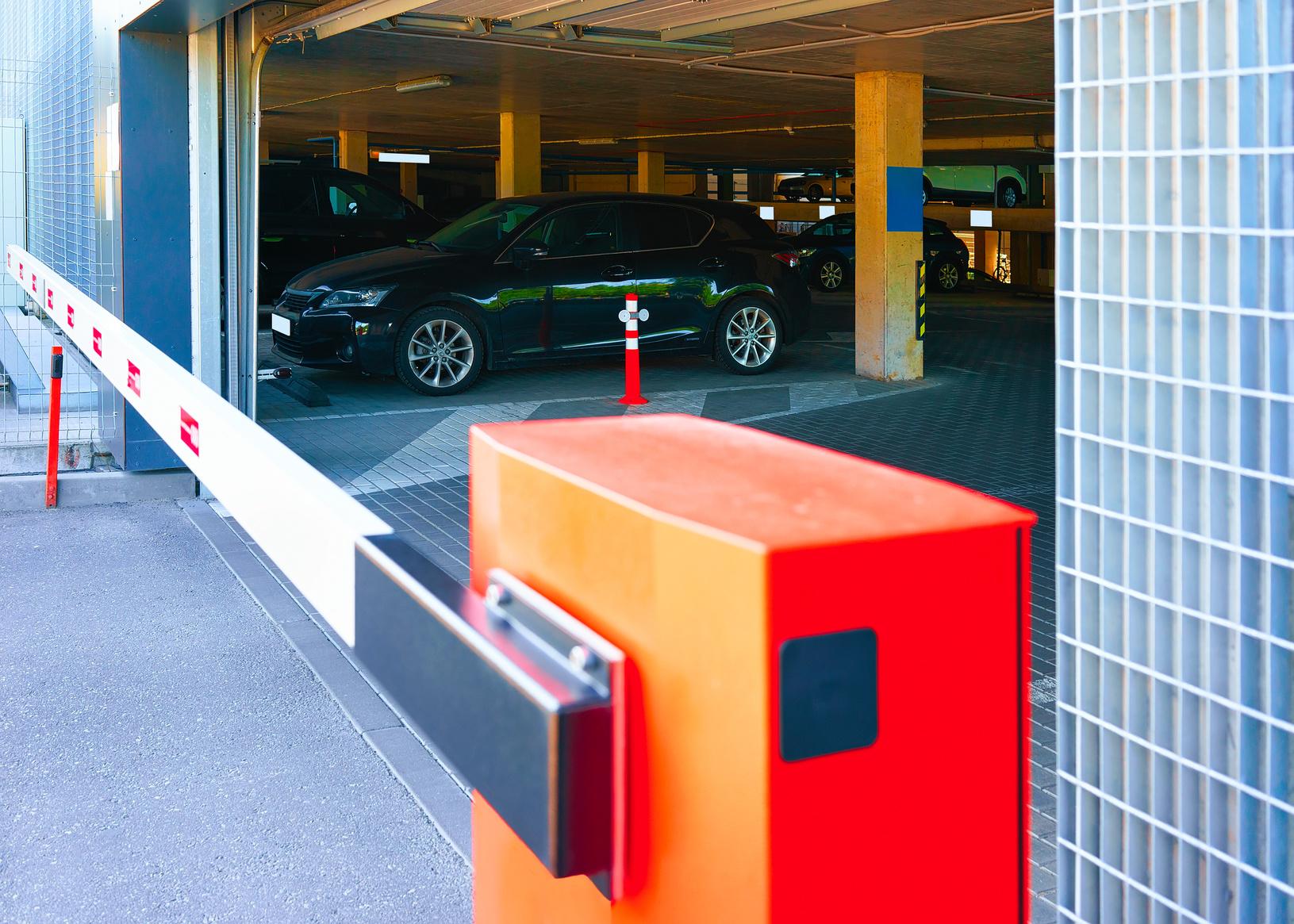 Hesion park - sécurité parking